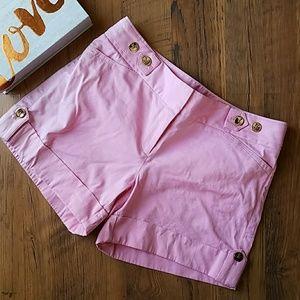 💕 Pink White House Black Market Shorts 💕